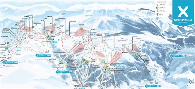 Ski Andorre Forfaits De Ski Avec Reductions En Andorre Forfaits